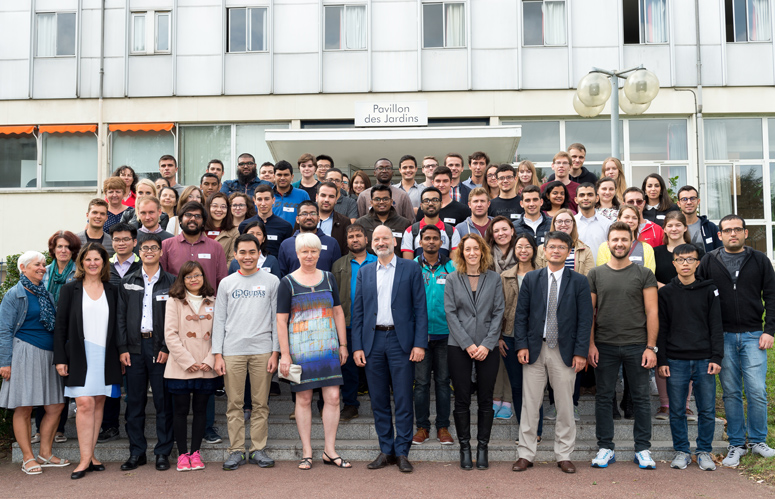International students - New academic year at ENS Paris-Saclay