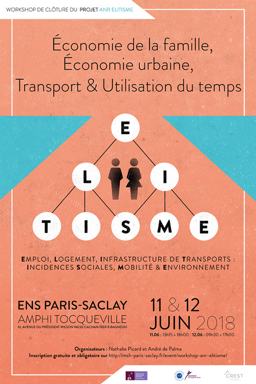 Workshop clôture projet ANR Elitisme - ENS Paris-Saclay
