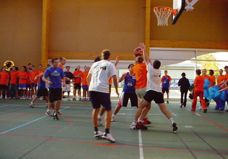 Sports étudiants à l'ENS Paris-Saclay