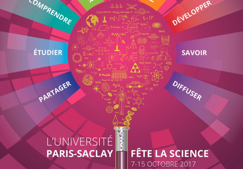 Fête de la science Université Paris-Saclay