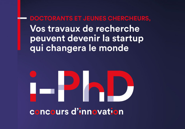 Concours d'innovation i-phD