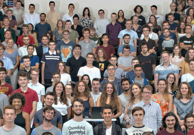 ENS Paris-Saclay : promotion 2019