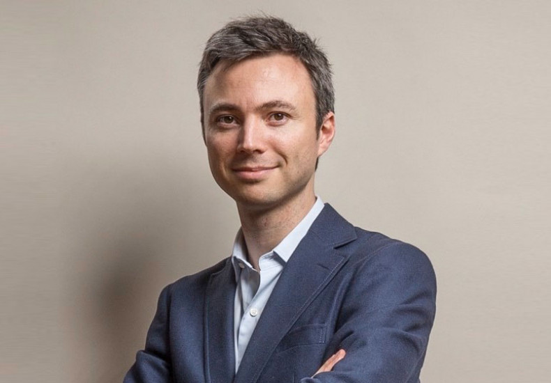 Alexandre Grux, co-fondateur de la start-up Hyperlex et alumni de l'ENS Paris-Saclay.