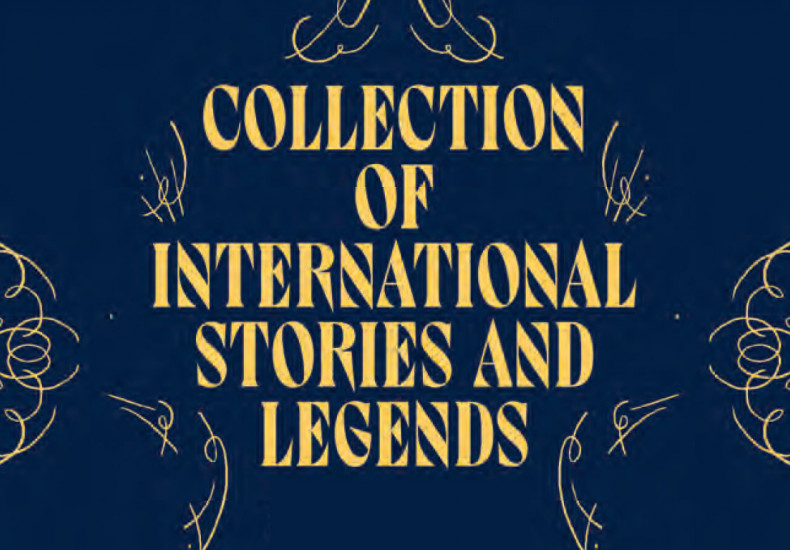 Collection of international stories and legends 2020, crédit Jérome Foubert