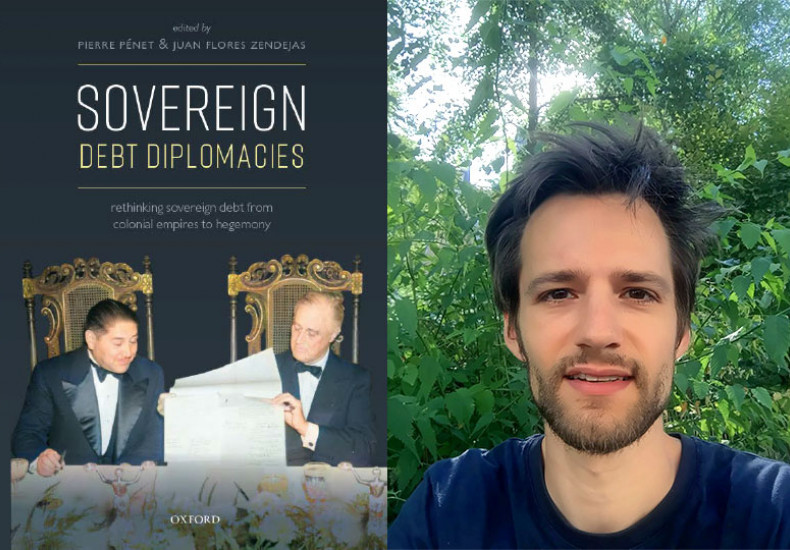 Sovereign Debt Diplomacies: Rethinking sovereign debt from colonial empires to hegemony and Pierre Pénet